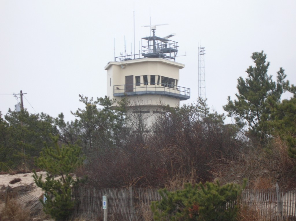 Delaware Pilots Association tower